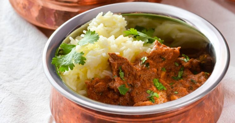 Rogan Josh – indisches Lamm-Curry